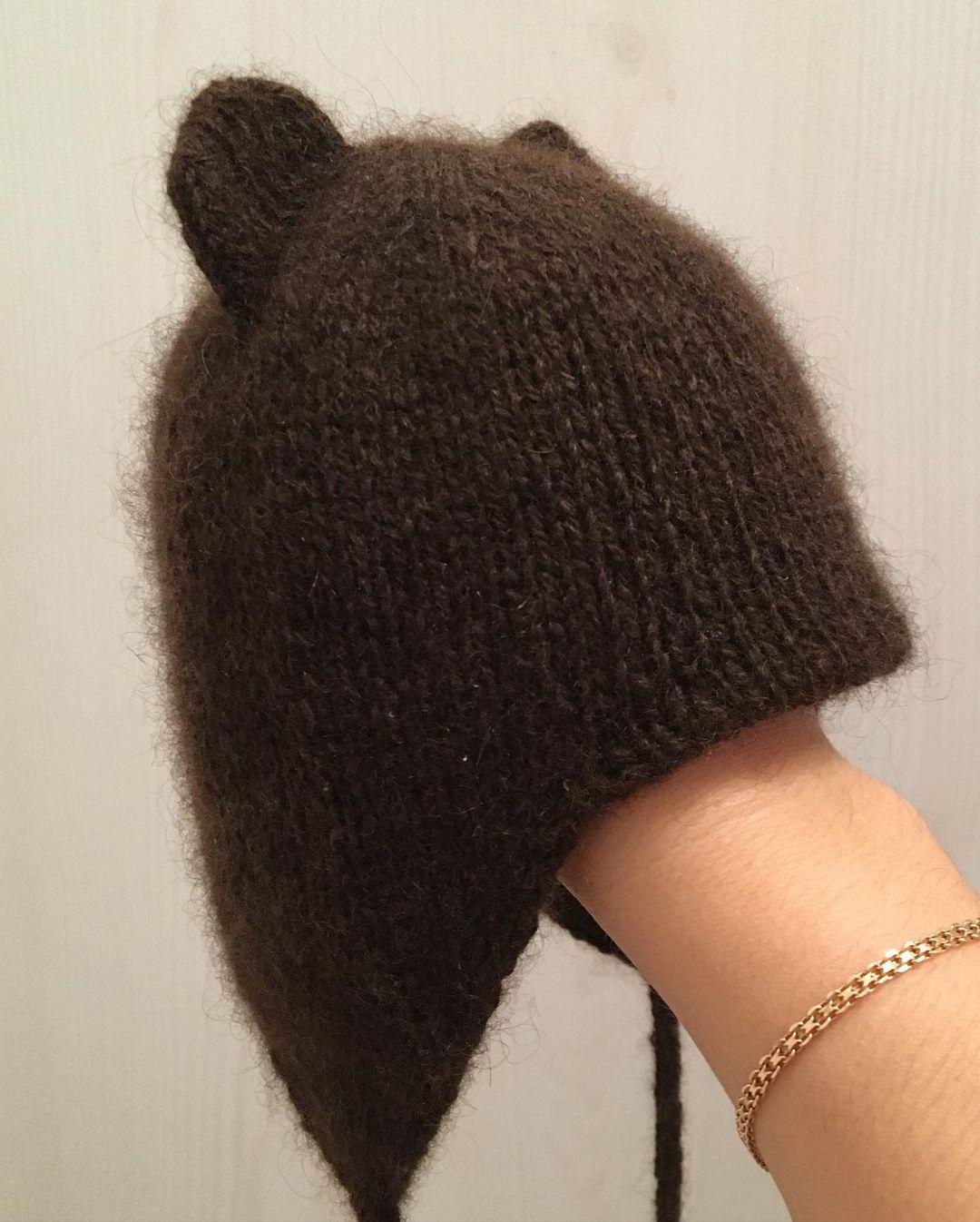 шапка из пуха яка сарлаг
