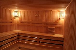 Строительство финской сауны в Сочи под ключ