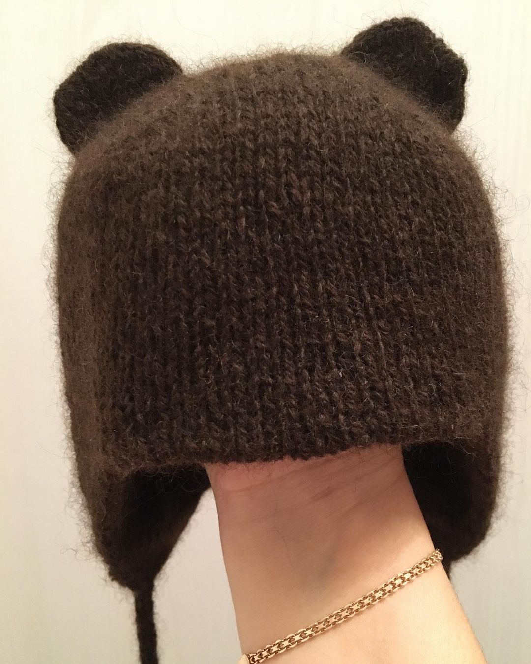 шапка из пуха яка сорлаг