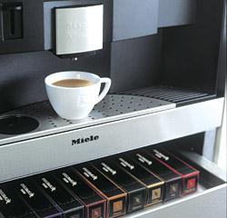 Капсулы для кофемашины Miele Nespresso фото