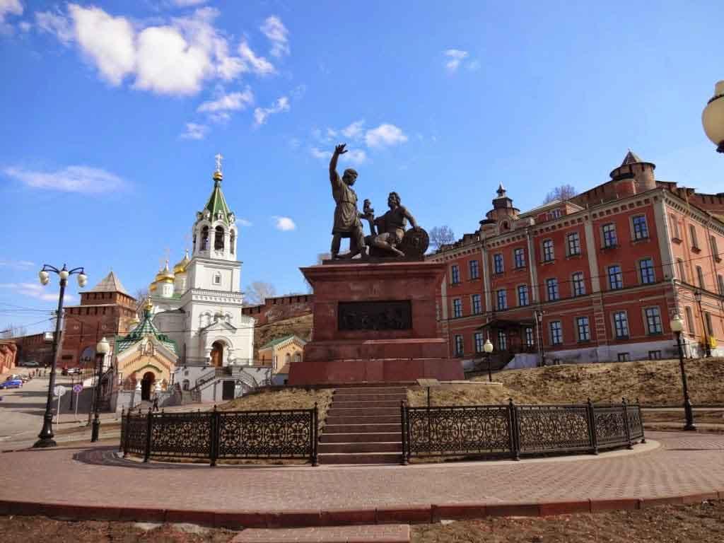 Продажа биноклей с доставкой в Нижний Новгород