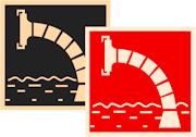 фотолюминесцентные пожарные знаки F07 Пожарный водоисточник
