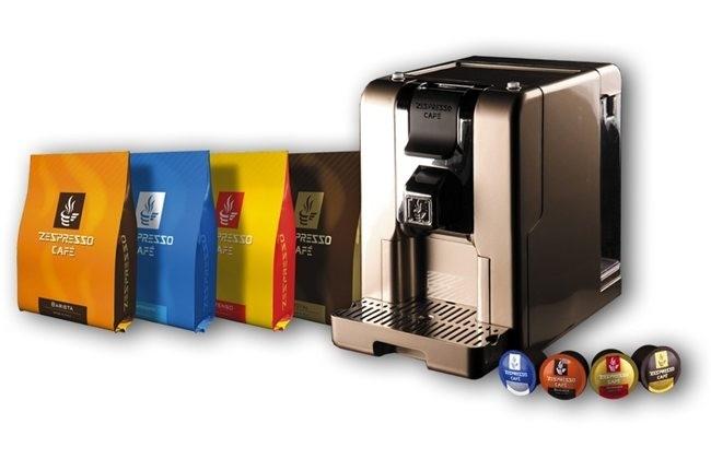 фото капсулы для кофемашин Zepresso