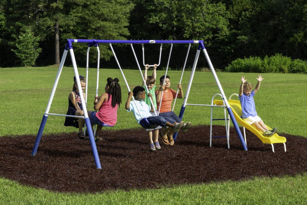 Детский игровой комплекс XDP Swing Set 74201