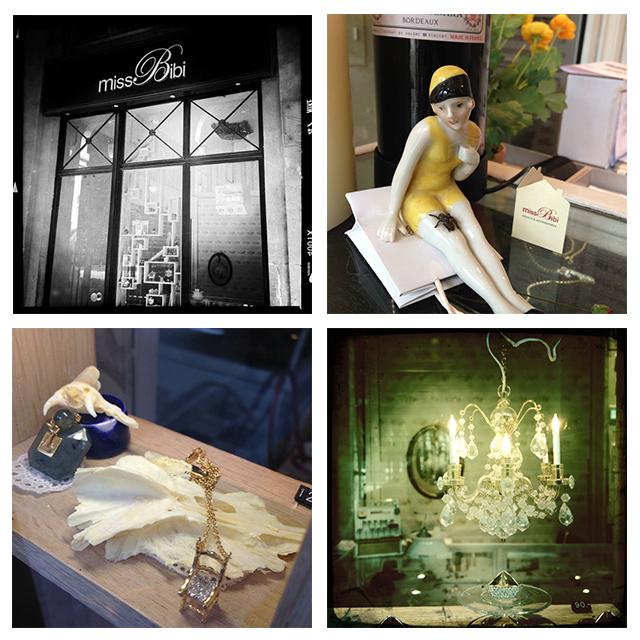 бутик Miss Bibi в Париже
