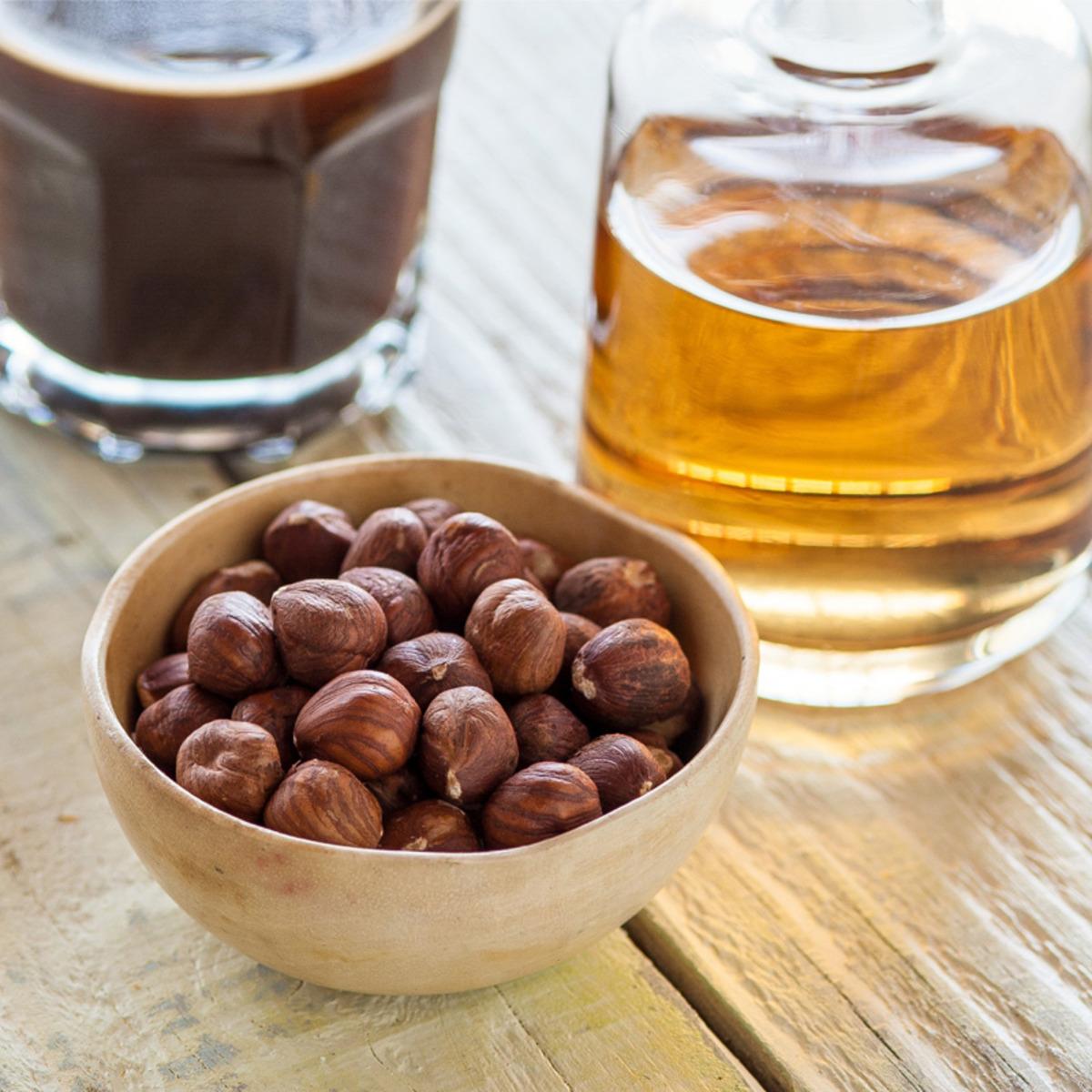 фото ореховых сиропов для кофе