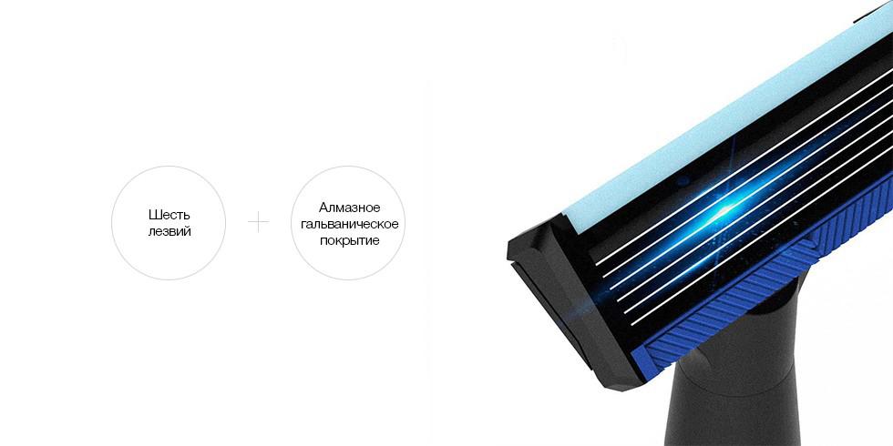 Набор для бритья Xiaomi Lemon Razor H600 (Xiaomi)