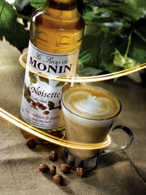 фото орехового кофейного сиропа