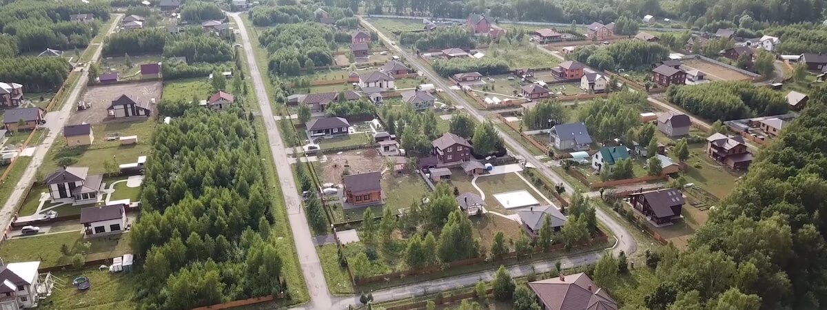 Готовый коттеджный поселок по Симферопольскому шоссе