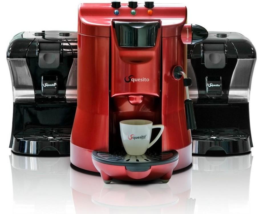 фото капсульной кофемашины сквизито