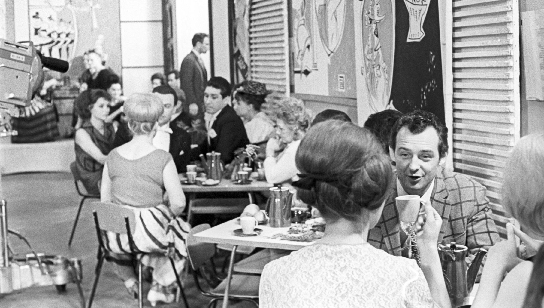 Кафетерий в СССР