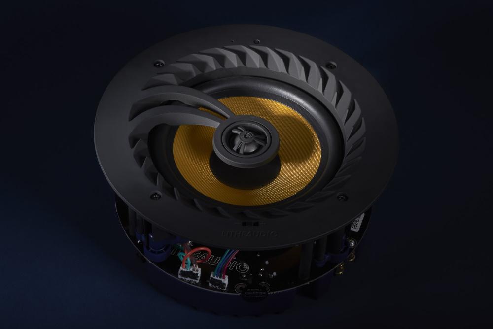 Lithe Audio LBT2, комплект встраиваемой акустики