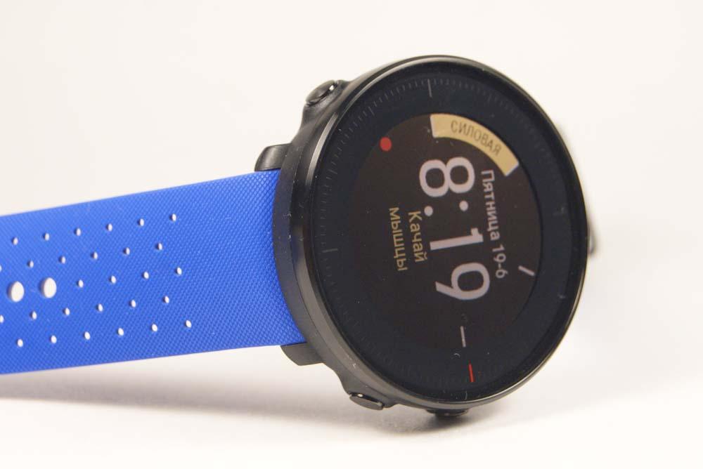 Часы Polar Vantage M