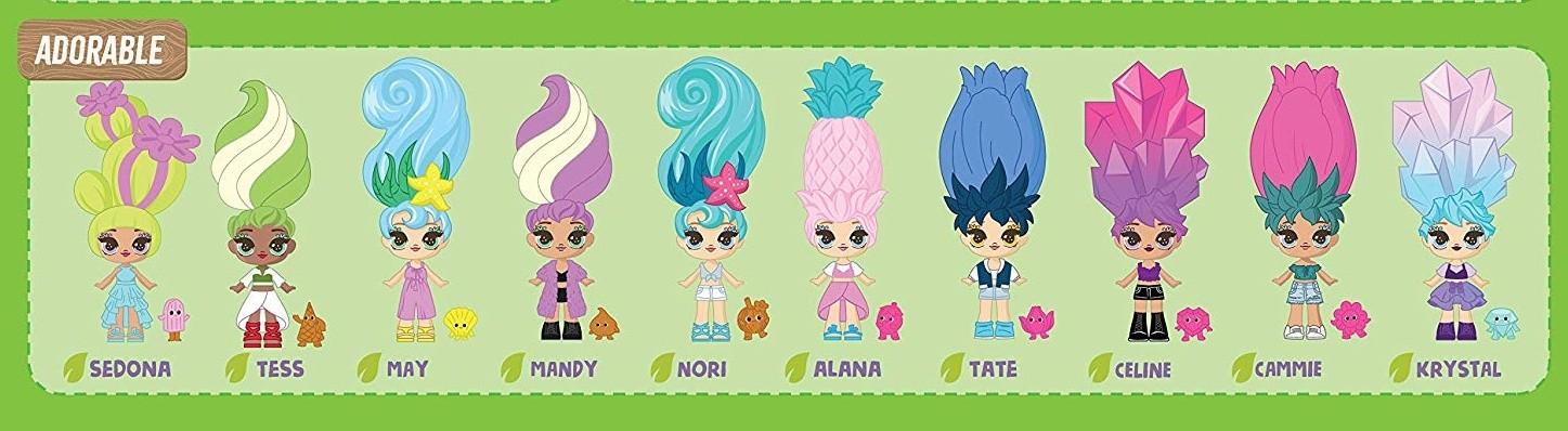 Adorable милые куклы Блюме