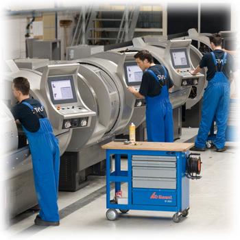 Drevox Service_Подготовка оборудования