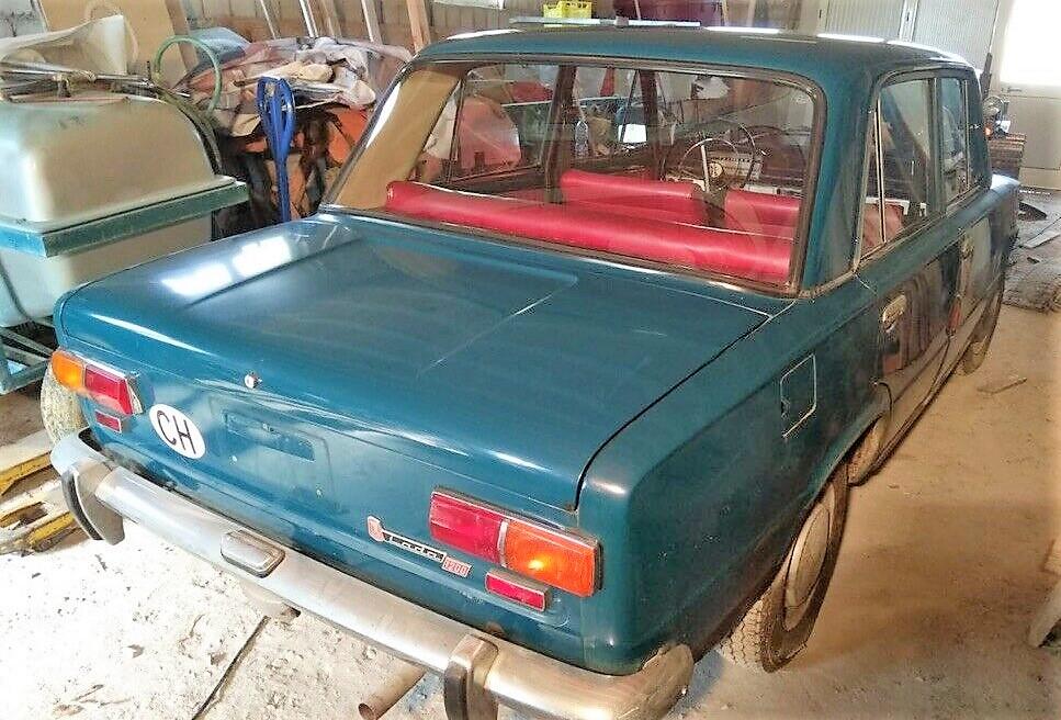 Задняя часть кузова автомобиля ЛАДА