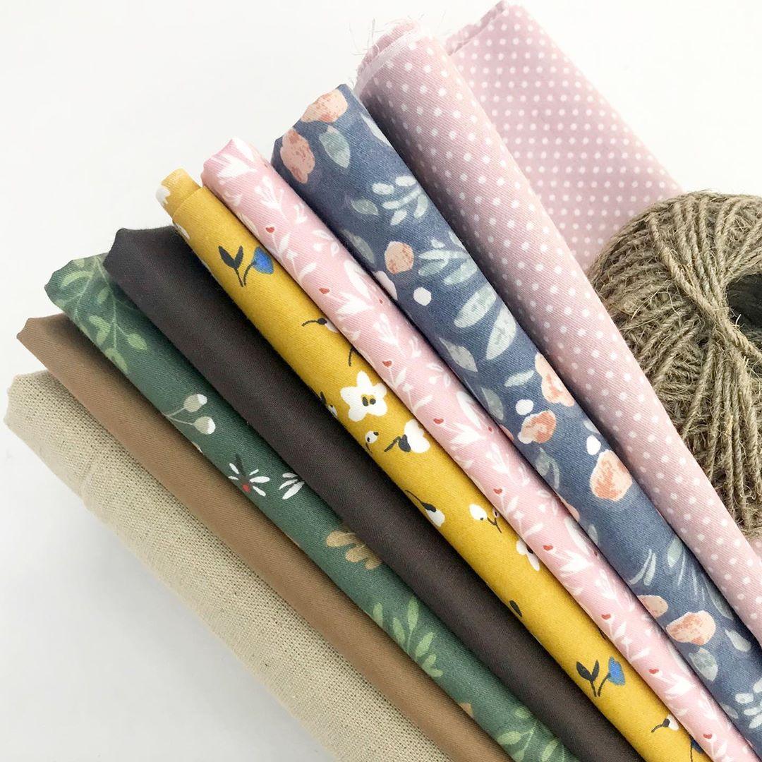 Купить ткани для домашнего декора