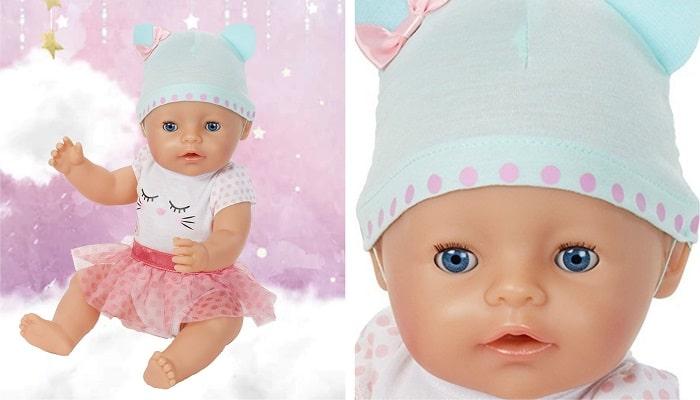 Кукла - малыш Беби Бон с голубыми глазками