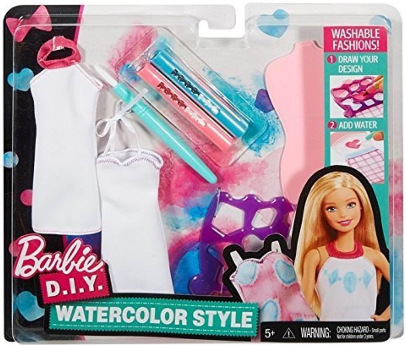 Набор одежды для Барби из серии - Создай сам