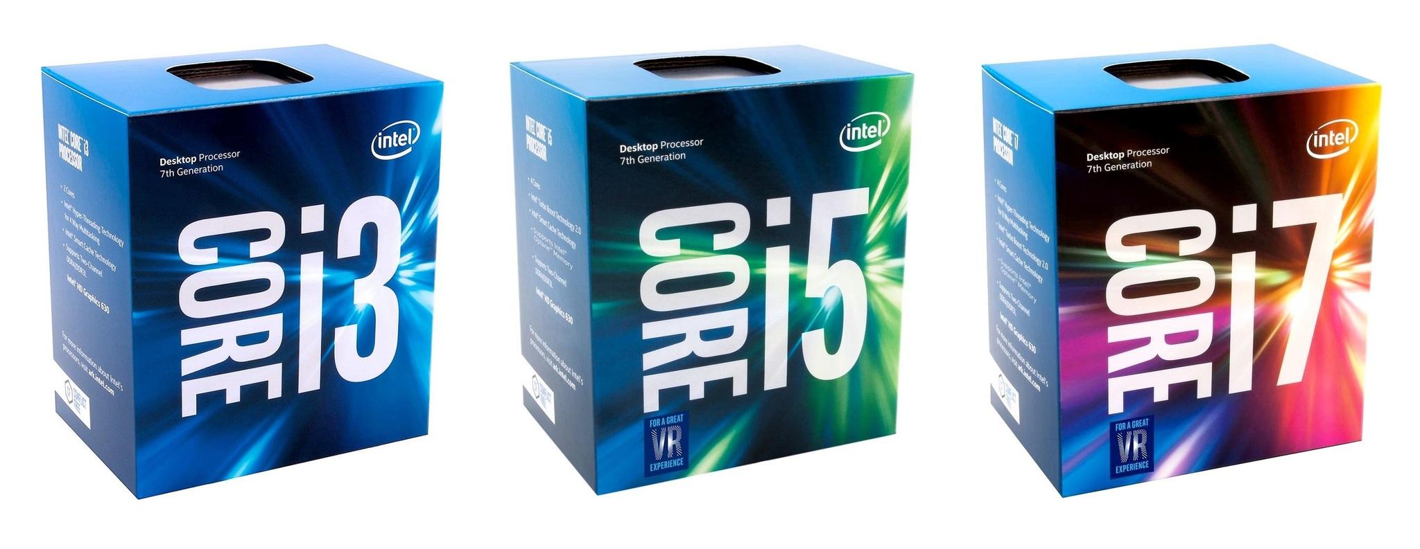 процессоры для игр