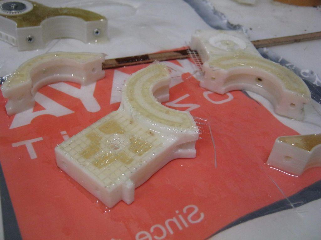 крепкие детали на 3д принтере