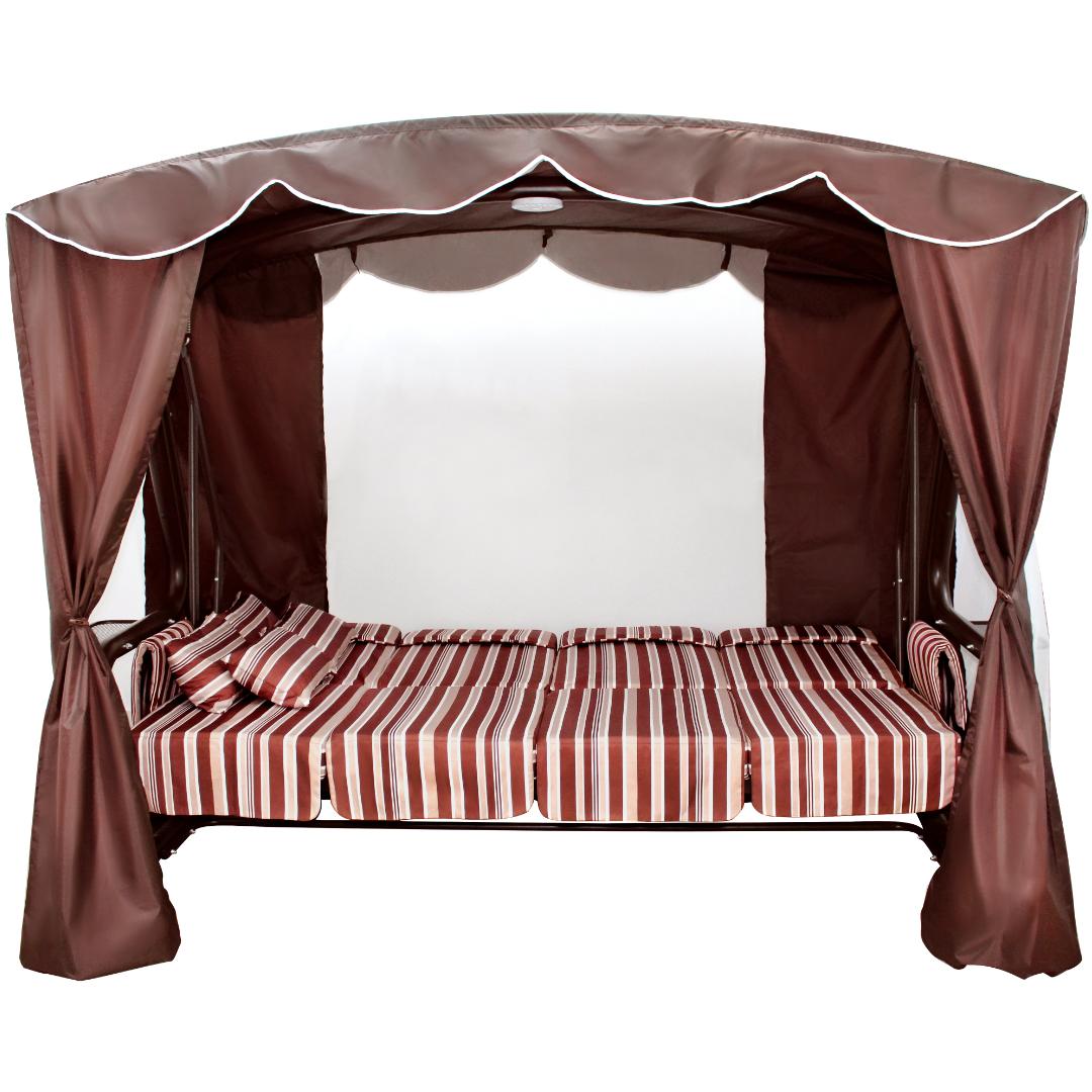 Монарх шоколад кровать