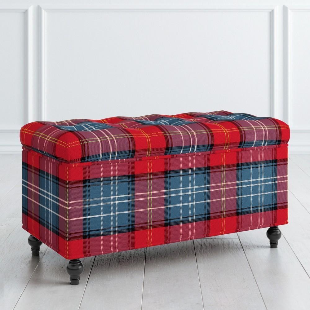 Сундук мебель KREIND шотландская клетка