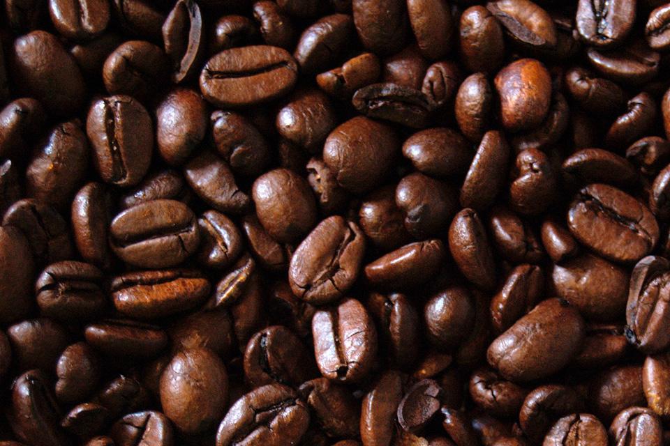 фото кофе темной степени обжарки