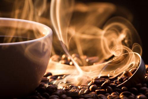 фото кофе темной обжарки