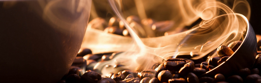 фото зернового кофе для кофемашины