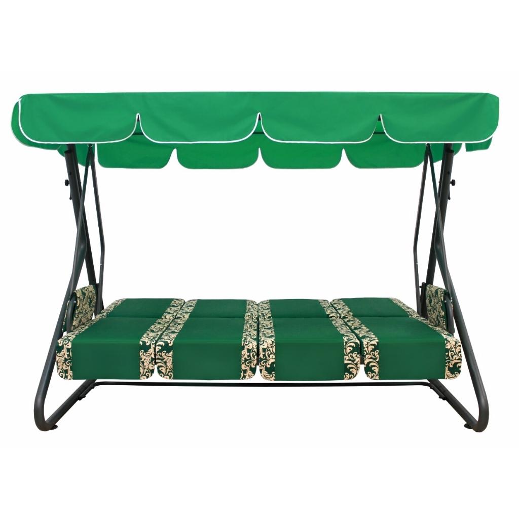 Оазис Люкс Плюс зеленый кровать