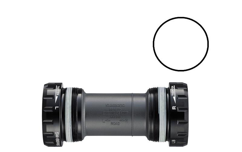 Проставки для 73 мм каретки