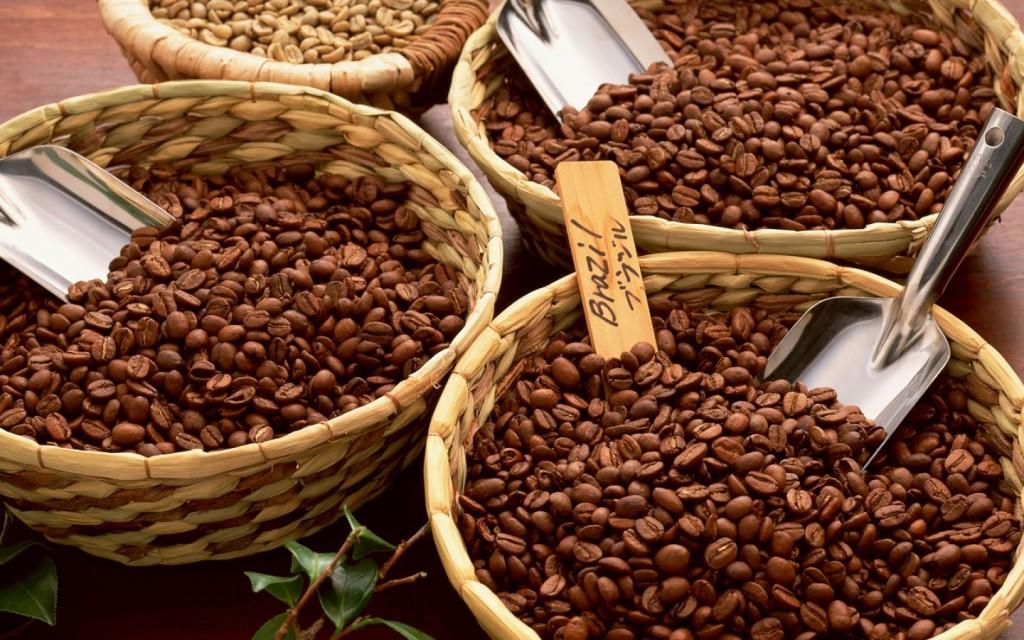 фото готового кофе в рожковой кофемашине