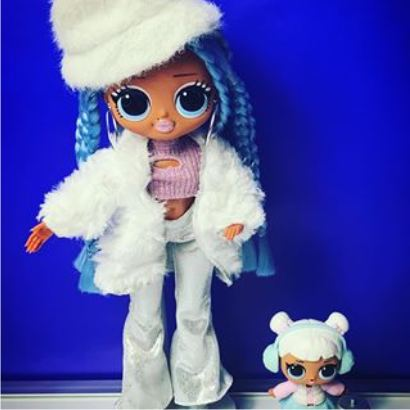 Кукла ЛОЛ O.M.G. Winter Disco - Snowlicious
