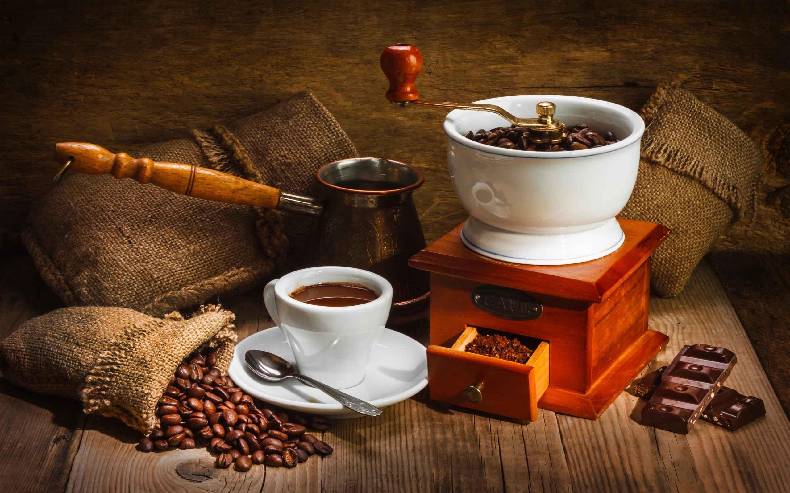 фото кофе для турки