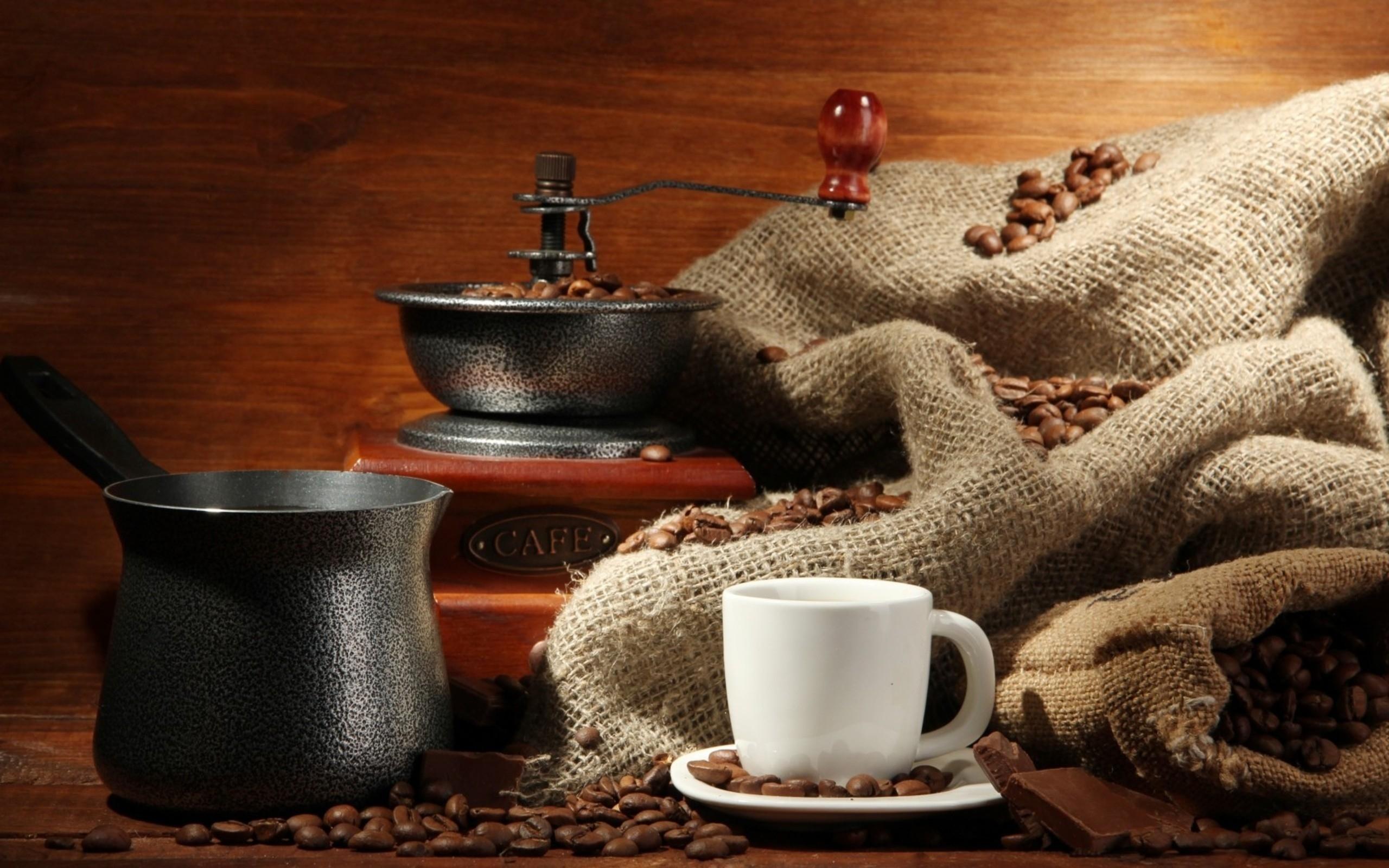 фото кофе для приготовления в турке