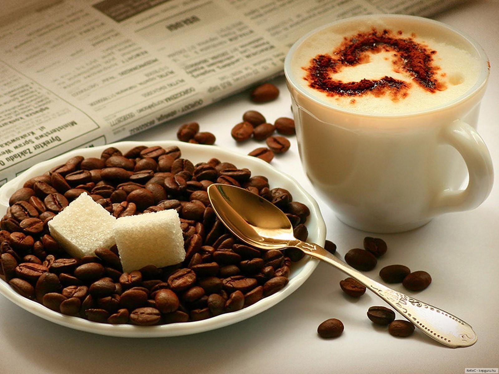 фото зернового кофе для кофеварки