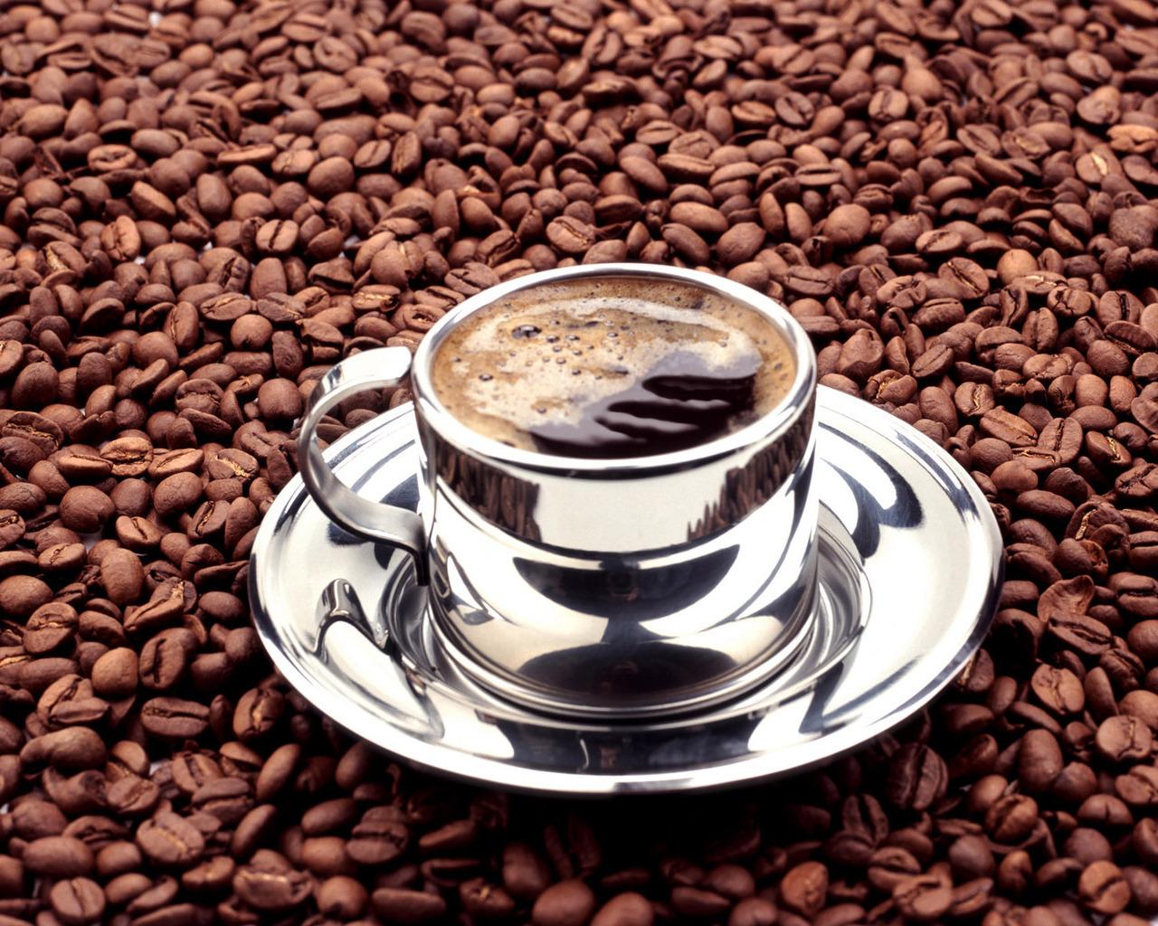 готовый кофе в кофеварке