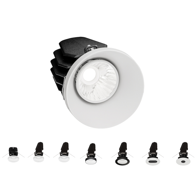 Светильники Pipes R от Intra Lighting