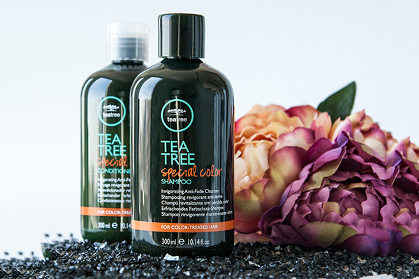 шампунь Tea Tree для окрашенных волос