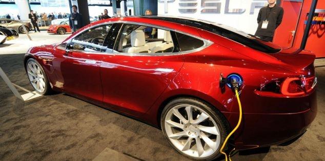 Tesla Гибридный авто