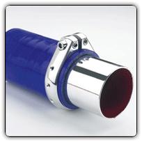Хомуты для пайпингов предназначены для плотной фиксации на силиконового патрубка к металлическому