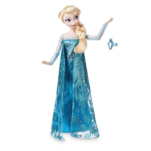 Эльза с кольцом Disney Холодное сердце
