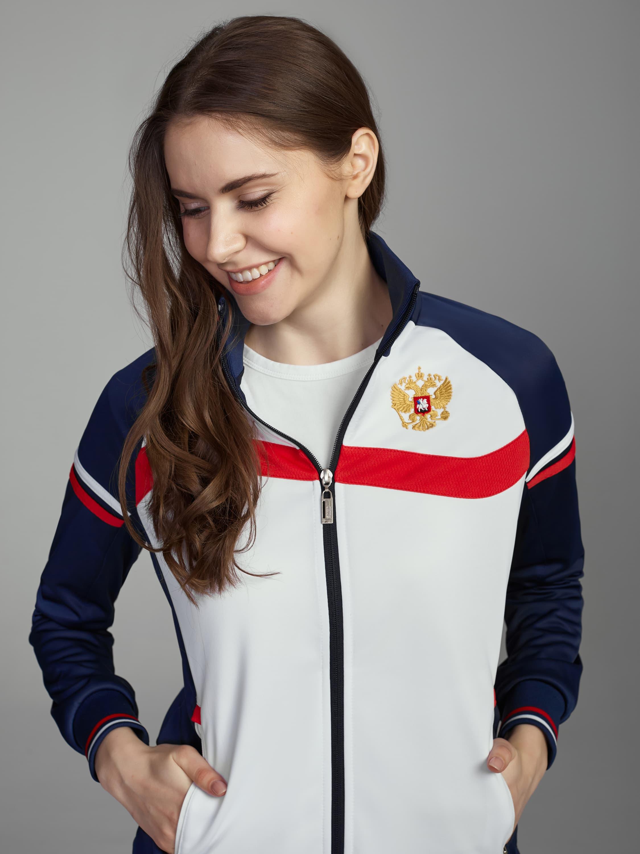Спортивный костюм женский RUSSIA