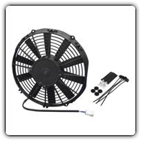 Дополнительный вентилятор может быть установлен на масленый кулер, а так же на обычный для уменьшения температуры
