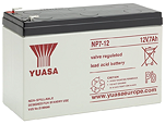 Аккумуляторные батареи Yuasa NP 7-12