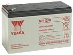 Аккумуляторные батареи Yuasa NP 7-12FR