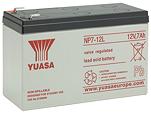Аккумуляторные батареи Yuasa NP 7-12L