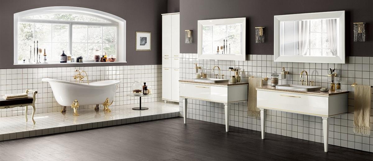 Ванная комната в итальянском стиле