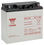 Аккумуляторные батареи Yuasa NP 18-12B